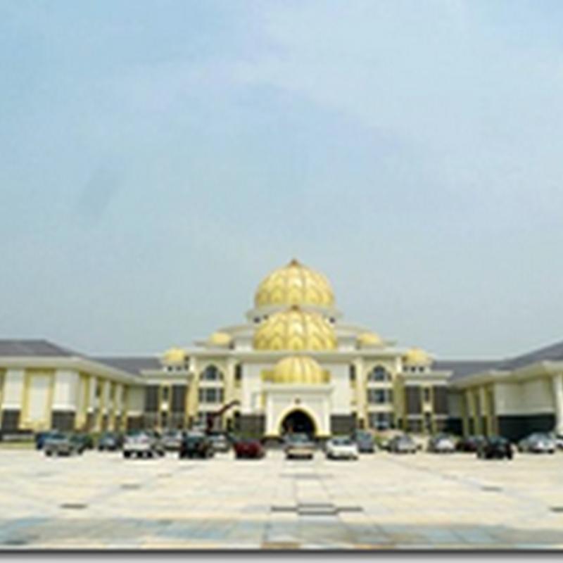(Gambar) Istana Negara yang baru