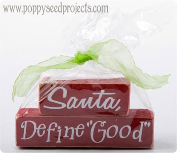 Santa-Define-Good