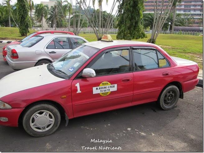 沙巴計程車