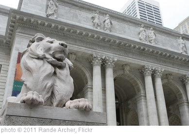 'New York City Public Library' photo (c) 2011, Rande Archer - license: http://creativecommons.org/licenses/by-nd/2.0/