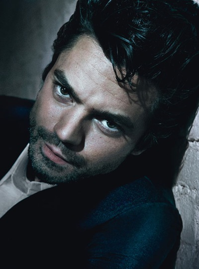 Dominic Cooper by Francesco Carrozzini for W magazine, Sept 2011, Styled by Patrick Mackie | WMagazine.com