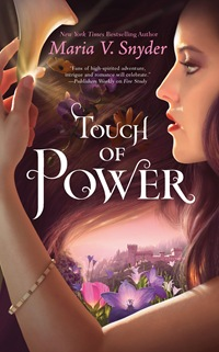 Touch of Power Maria V Snyder US cover