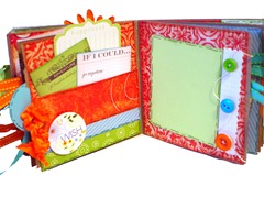 Dream Big Scrapbook 4