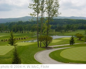 'GOLF COURSE - 'THE GREENBRIER' - WHITE SULPHUR SPRINGS, WEST VIRGINIA, USA' photo (c) 2004, H. W. McC - license: http://creativecommons.org/licenses/by/2.0/