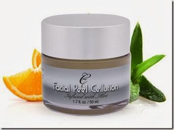 C7 – Пилинг крем за лице / Facial Peel Cellution