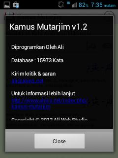 DOWNLOAD APLIKASI KAMUS BAHASA ARAB - INDONESIA ANDROID TERBAIK 2