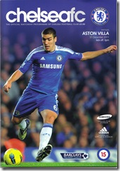 Chelsea vs Villa blog