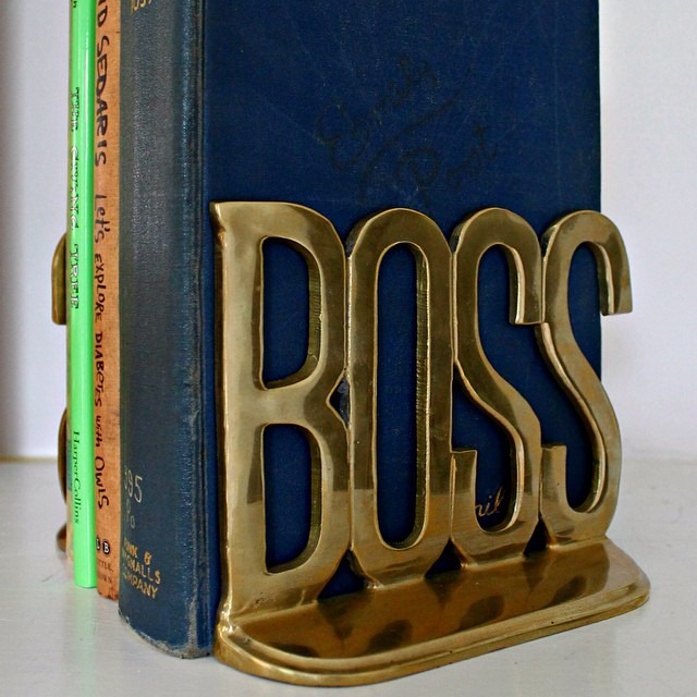 thriftscorethursday sarah_702parkproject boss bookends