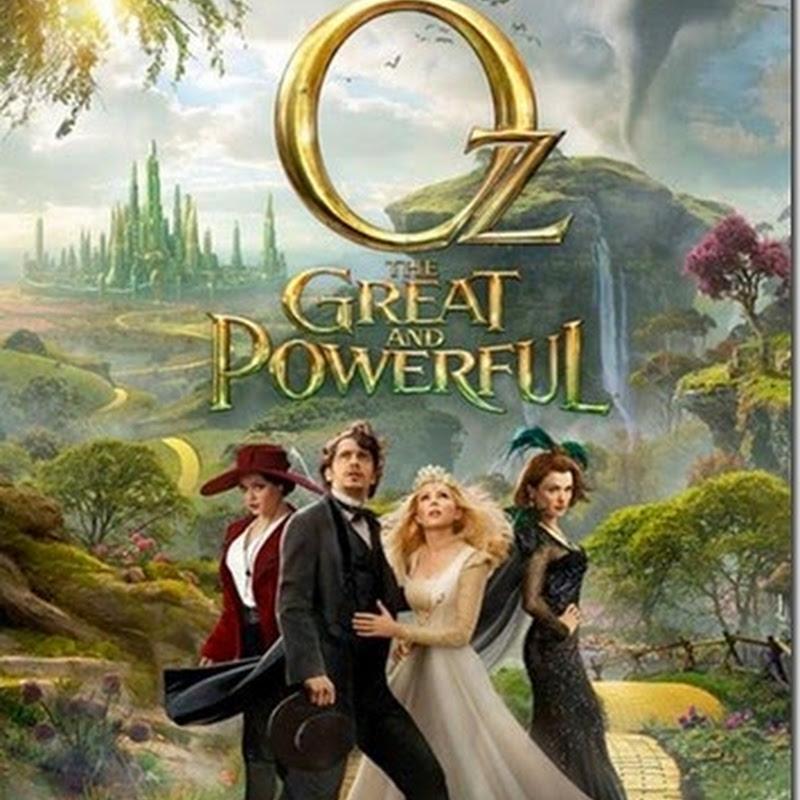 หนังออนไลน์ ออซ มหัศจรรย์พ่อมดผู้ยิ่งใหญ่ OZ: THE GREAT AND POWERFUL