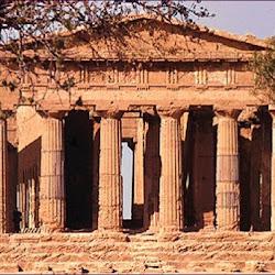 22 - Templo de Agrigento (Sicilia)