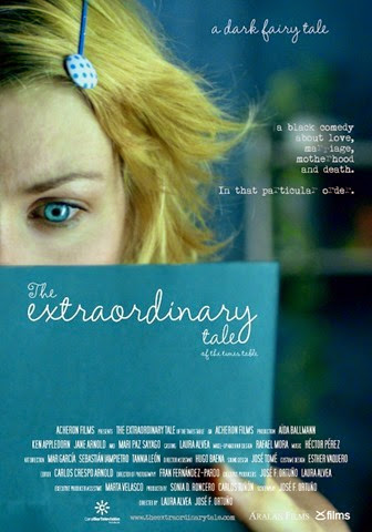 POSTER The Extraordinary Tale