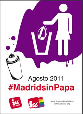 Madrid sin Papa