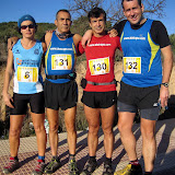 VIII Marcha y Carrera de Montaa de Castalla (8-Diciembre-2010)