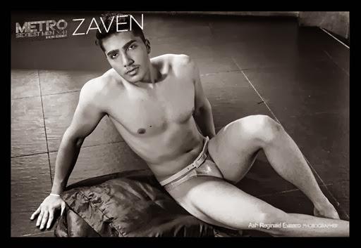 Metro Sexiest Men Zaven