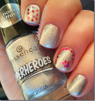 Essence Superhereos Holo effect super, man (5)
