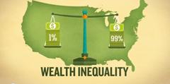 Πλούτος στην Αμερική: 60% = 1% του 1% του 1% του 1% (video)