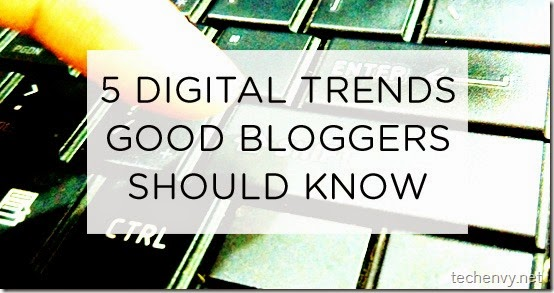 blogger trends