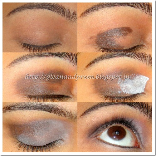 Intense Smokey Green Eyes - Primer Application