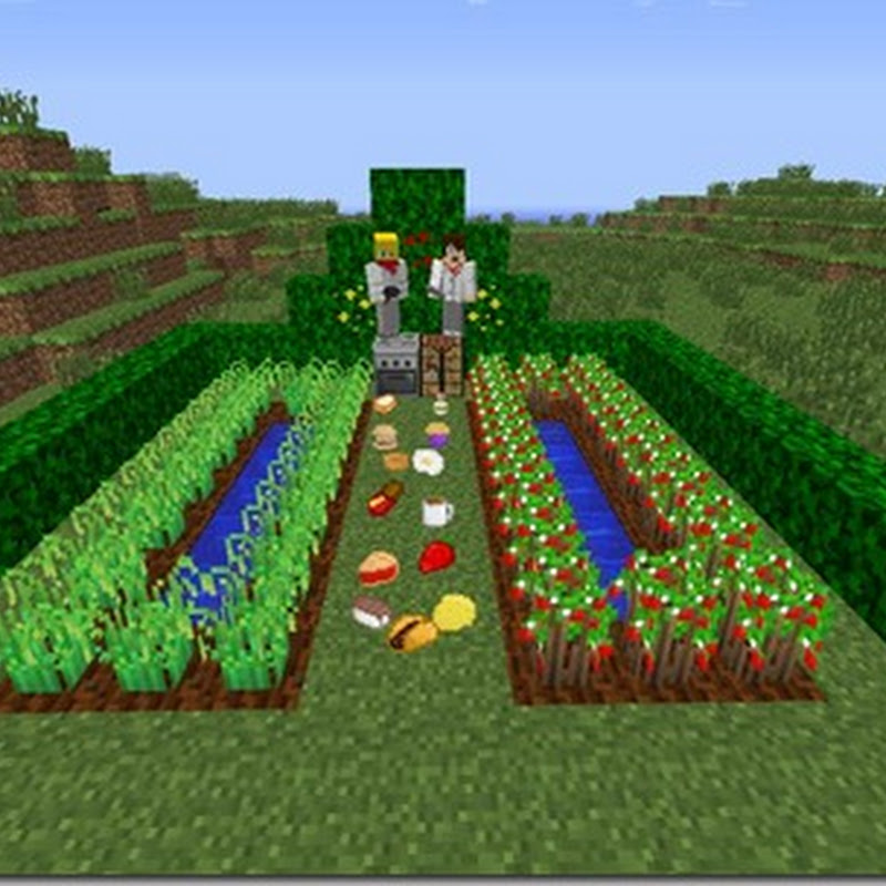 Minecraft 1.4.7 - Still Hungry mod (più cibo)