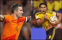 Holanda vs Colombia