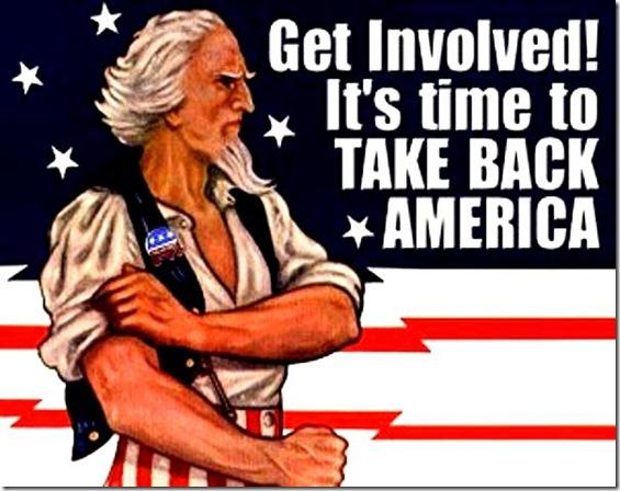 Uncle Same - Take America Back