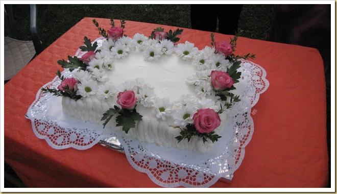 Ai fornelli con la celiachia settembre 2011 for Decorazioni torte per 60 anni di matrimonio
