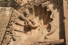 portada de la Universidad de Salamanca