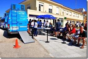 La unidad móvil para tramitar el DNI continúa hasta el viernes en Santa Teresita