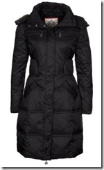 LTB Black Down Coat