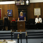 New Valley Manor of the Squires - First semi-annual installation of officers