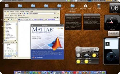 Matlabunix