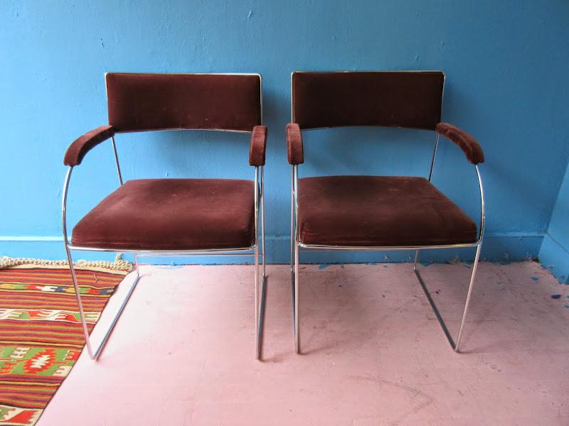 Arm Chair Pair