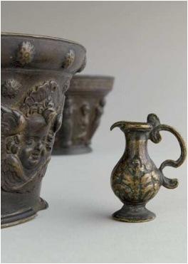 Bronzes, Musée national de la Renaissance