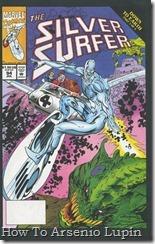 P00055 - Silver Surfer -  -  - Poderes Cosmicos v3 #94