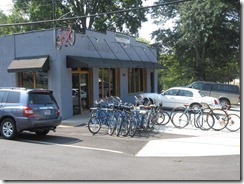TTR Bikes 102 South Hudson St. Greenville SC