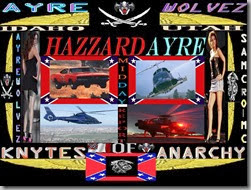 HAZZARDAYRE MIDDAY REPORT HEDDER