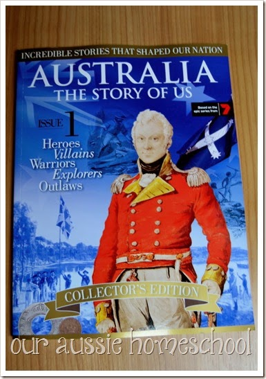 Our Aussie Homeschool ~ Australian History Resource