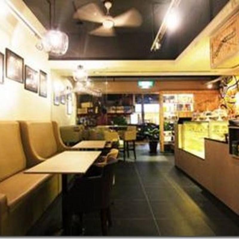 Makan makan di Cameron Valley Tea , Bangsar
