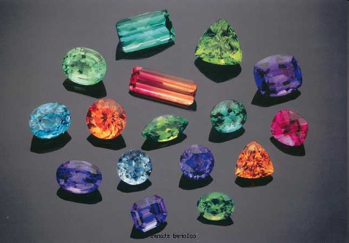 How to buy colored gemstones