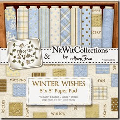 WINTER WISHES FRONT COVER