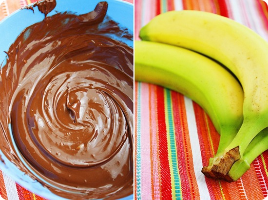 Chocolate and Bananas