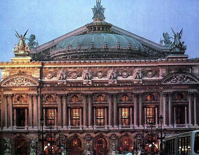 Garnier arquitectura eclectica francesa for Arquitectura eclectica