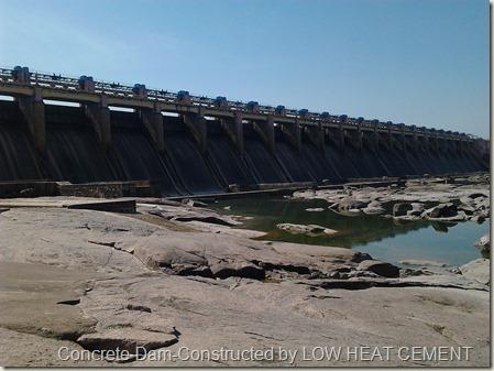 Concrte Dams
