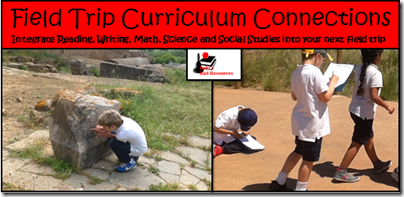 field trips - make the most of them with these curriculum connections from Raki's Rad Resources