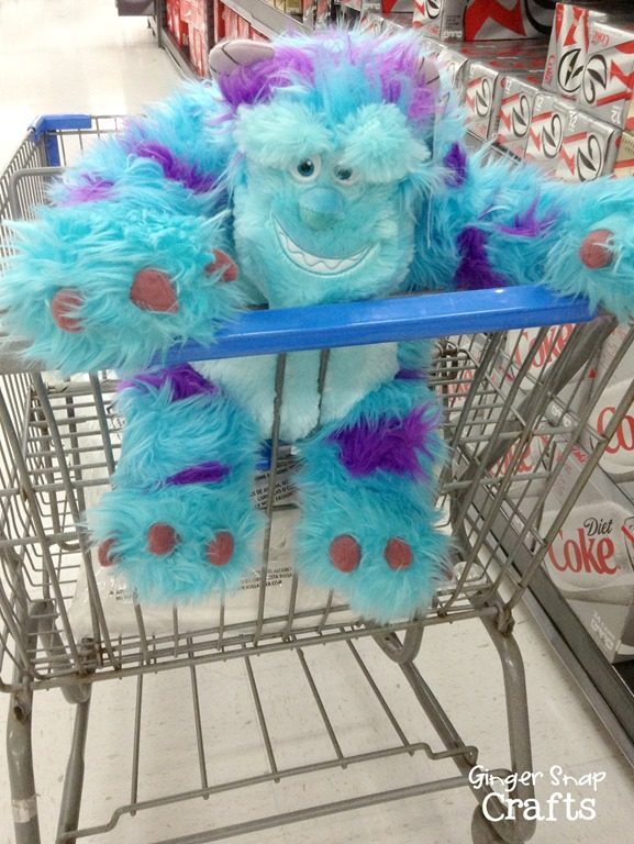 monsters university toys at Walmart #MUJuice