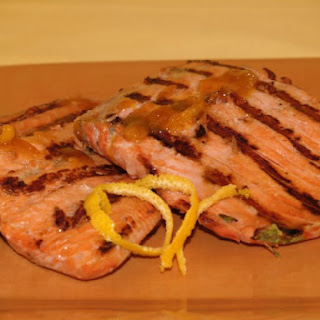Grilled Salmon With Orange Sauce Recipes