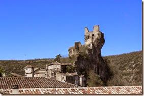 Des ruines bien impressionnantes