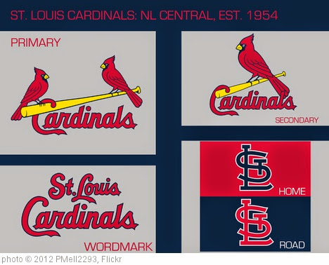 'St. Louis Cardinals: Logo Sheet' photo (c) 2012, PMell2293 - license: https://creativecommons.org/licenses/by/2.0/