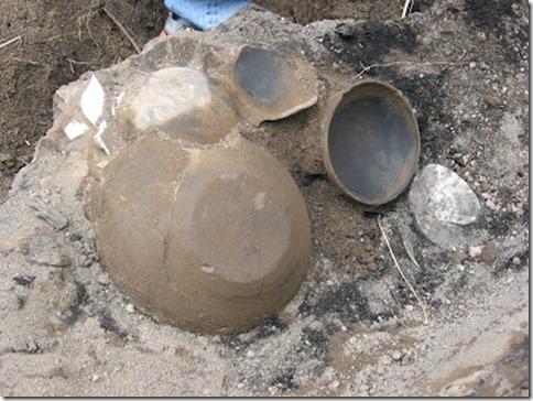 Artifact Tambora