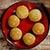 Chińskie drożdżowe bułeczki z fasolą azuki